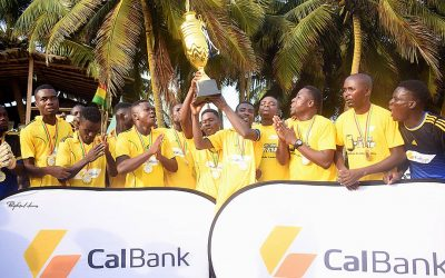Mighty Warriors win Calbank Super League in Ghana